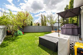 Photo 33: 8 13403 CUMBERLAND Road in Edmonton: Zone 27 House Half Duplex for sale : MLS®# E4203399