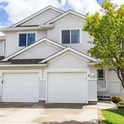 Photo 1: 8 13403 CUMBERLAND Road in Edmonton: Zone 27 House Half Duplex for sale : MLS®# E4203399