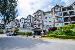 "Photo 1: 422 19677 MEADOW GARDENS Way in Pitt Meadows: North Meadows PI Condo for sale in ""The Fairways"" : MLS®# R2469723"