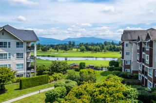 "Photo 3: 422 19677 MEADOW GARDENS Way in Pitt Meadows: North Meadows PI Condo for sale in ""The Fairways"" : MLS®# R2469723"