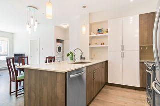 Photo 2: 208 630 COMO LAKE Avenue in Coquitlam: Coquitlam West Condo for sale : MLS®# R2481247