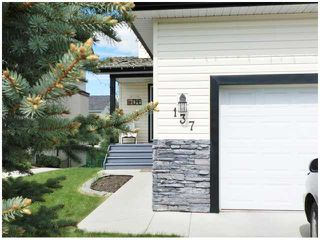 Photo 2: 137 BOW RIDGE Crescent: Cochrane Residential Detached Single Family for sale : MLS®# C3481163