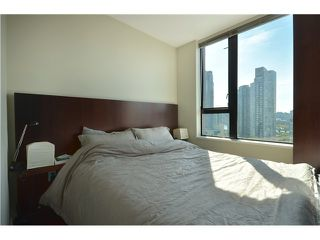 "Photo 7: 1406 1295 RICHARDS Street in Vancouver: Downtown VW Condo for sale in ""THE OSCAR"" (Vancouver West)  : MLS®# V911504"