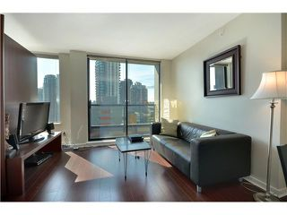 "Photo 5: 1406 1295 RICHARDS Street in Vancouver: Downtown VW Condo for sale in ""THE OSCAR"" (Vancouver West)  : MLS®# V911504"