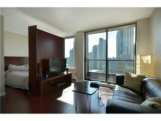 "Photo 6: 1406 1295 RICHARDS Street in Vancouver: Downtown VW Condo for sale in ""THE OSCAR"" (Vancouver West)  : MLS®# V911504"