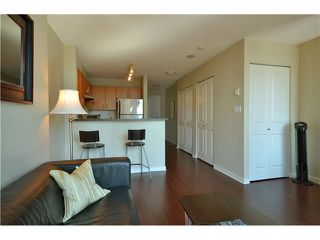 "Photo 4: 1406 1295 RICHARDS Street in Vancouver: Downtown VW Condo for sale in ""THE OSCAR"" (Vancouver West)  : MLS®# V911504"
