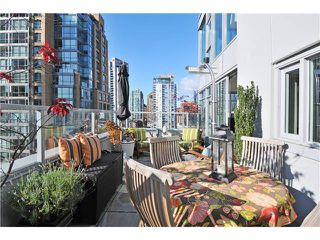 "Photo 6: PH3 1133 HOMER Street in Vancouver: Yaletown Condo for sale in ""H&H"" (Vancouver West)  : MLS®# V918459"