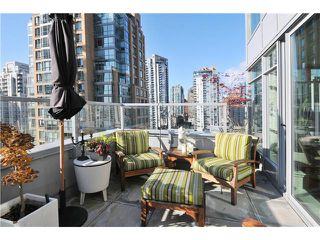 "Photo 7: PH3 1133 HOMER Street in Vancouver: Yaletown Condo for sale in ""H&H"" (Vancouver West)  : MLS®# V918459"