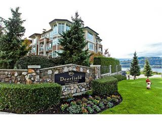 Photo 1: 210 3629 DEERCREST Drive in North Vancouver: Roche Point Condo for sale : MLS®# V920640