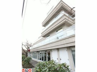 """Photo 2: 208 1378 GEORGE Street: White Rock Condo for sale in """"Franklin Place"""" (South Surrey White Rock)  : MLS®# F1201010"""