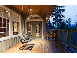 Photo 10: 1060 THOMSON RD: Anmore House for sale (Port Moody)  : MLS®# V1010190