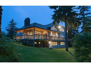 Photo 20: 1060 THOMSON RD: Anmore House for sale (Port Moody)  : MLS®# V1010190