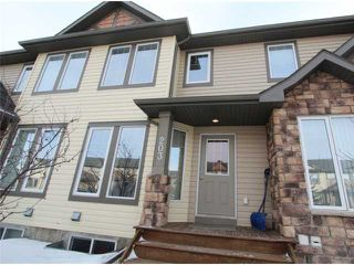 Photo 1: 203 2445 KINGSLAND Road SE: Airdrie Townhouse for sale : MLS®# C3603251