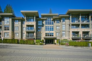 "Main Photo: 309 9319 UNIVERSITY Crescent in Burnaby: Simon Fraser Univer. Condo for sale in ""HARMONY AT THE HIGHLANDS"" (Burnaby North)  : MLS®# V1054310"