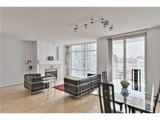 "Photo 4: 1708 198 AQUARIUS Mews in Vancouver: Yaletown Condo for sale in ""AQUARIUS 2"" (Vancouver West)  : MLS®# V1059112"