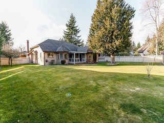Photo 20: 5916 123 Street in Surrey: Panorama Ridge House for sale : MLS®# F1409816
