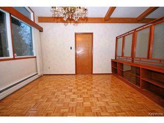 Photo 6: 48 Magellan Bay in WINNIPEG: Westwood / Crestview Residential for sale (West Winnipeg)  : MLS®# 1429621