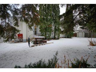 Photo 16: 48 Magellan Bay in WINNIPEG: Westwood / Crestview Residential for sale (West Winnipeg)  : MLS®# 1429621