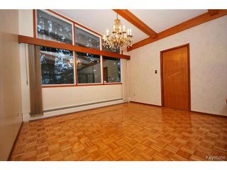 Photo 5: 48 Magellan Bay in WINNIPEG: Westwood / Crestview Residential for sale (West Winnipeg)  : MLS®# 1429621