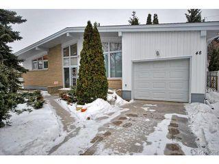 Photo 20: 48 Magellan Bay in WINNIPEG: Westwood / Crestview Residential for sale (West Winnipeg)  : MLS®# 1429621