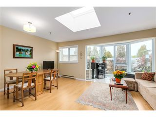 Photo 2: PH8 2238 ETON Street in Vancouver: Hastings Condo for sale (Vancouver East)  : MLS®# V1097894