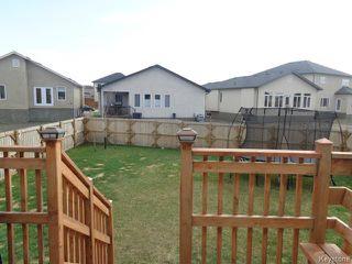 Photo 20: 78 Perfanick Drive in WINNIPEG: North Kildonan Residential for sale (North East Winnipeg)  : MLS®# 1511752