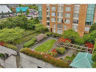 "Photo 13: 806 6119 COONEY Road in Richmond: Brighouse Condo for sale in ""Rosario Garden"" : MLS®# V1122670"
