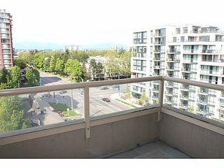 "Photo 11: 806 6119 COONEY Road in Richmond: Brighouse Condo for sale in ""Rosario Garden"" : MLS®# V1122670"