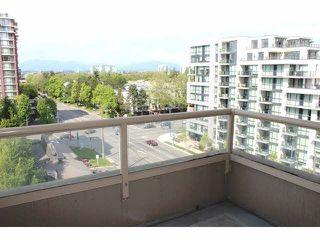 "Photo 18: 806 6119 COONEY Road in Richmond: Brighouse Condo for sale in ""Rosario Garden"" : MLS®# V1122670"