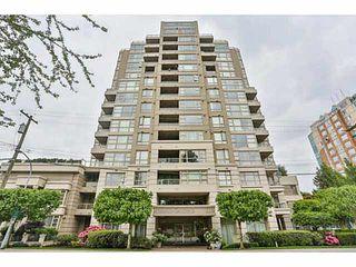 "Photo 1: 806 6119 COONEY Road in Richmond: Brighouse Condo for sale in ""Rosario Garden"" : MLS®# V1122670"