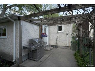 Photo 13: 636 Minto Street in WINNIPEG: West End / Wolseley Residential for sale (West Winnipeg)  : MLS®# 1513809