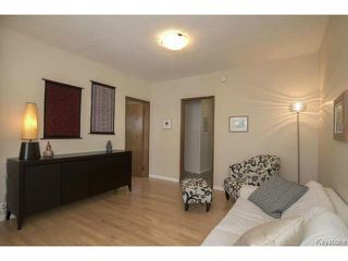 Photo 3: 636 Minto Street in WINNIPEG: West End / Wolseley Residential for sale (West Winnipeg)  : MLS®# 1513809
