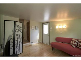 Photo 11: 636 Minto Street in WINNIPEG: West End / Wolseley Residential for sale (West Winnipeg)  : MLS®# 1513809