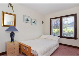 "Photo 11: 2011 CREELMAN Avenue in Vancouver: Kitsilano House for sale in ""KITS POINT"" (Vancouver West)  : MLS®# V1128858"