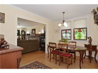 "Photo 5: 2011 CREELMAN Avenue in Vancouver: Kitsilano House for sale in ""KITS POINT"" (Vancouver West)  : MLS®# V1128858"