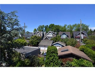 "Photo 14: 2011 CREELMAN Avenue in Vancouver: Kitsilano House for sale in ""KITS POINT"" (Vancouver West)  : MLS®# V1128858"