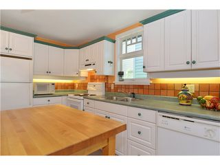 "Photo 9: 2011 CREELMAN Avenue in Vancouver: Kitsilano House for sale in ""KITS POINT"" (Vancouver West)  : MLS®# V1128858"