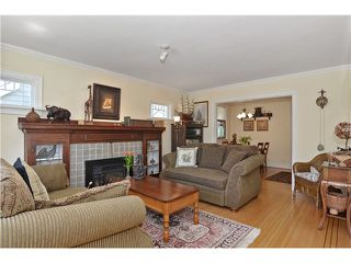 "Photo 4: 2011 CREELMAN Avenue in Vancouver: Kitsilano House for sale in ""KITS POINT"" (Vancouver West)  : MLS®# V1128858"