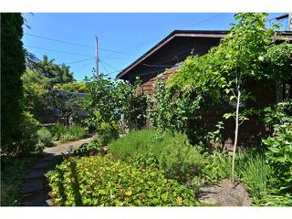 "Photo 13: 2011 CREELMAN Avenue in Vancouver: Kitsilano House for sale in ""KITS POINT"" (Vancouver West)  : MLS®# V1128858"