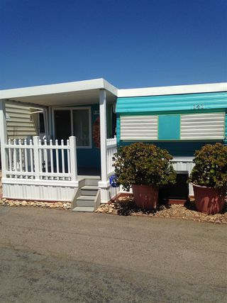Photo 1: OCEANSIDE Manufactured Home for sale : 1 bedrooms : 900 N Cleveland #141