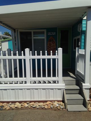 Photo 2: OCEANSIDE Manufactured Home for sale : 1 bedrooms : 900 N Cleveland #141