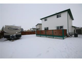 Photo 38: 353 STONEGATE Way NW: Airdrie House for sale : MLS®# C4045391