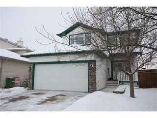 Photo 2: 353 STONEGATE Way NW: Airdrie House for sale : MLS®# C4045391