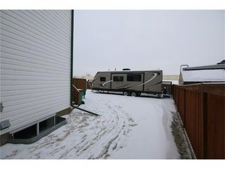 Photo 36: 353 STONEGATE Way NW: Airdrie House for sale : MLS®# C4045391