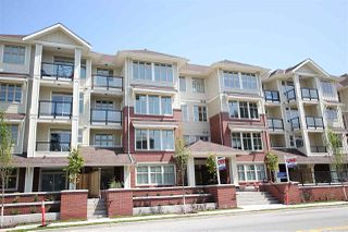 "Photo 1: 109 2330 SHAUGHNESSY Street in Port Coquitlam: Central Pt Coquitlam Condo for sale in ""AVANTI ON SHAUGHNESSY"" : MLS®# R2030249"