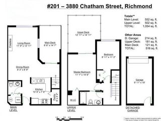 "Photo 20: 201 3880 CHATHAM Street in Richmond: Steveston Village Condo for sale in ""Steveston Village"" : MLS®# R2039827"