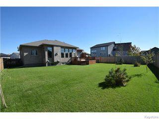 Photo 19: 4 CHERRY TREE Lane in Oakbank: Anola / Dugald / Hazelridge / Oakbank / Vivian Residential for sale (Winnipeg area)  : MLS®# 1605658