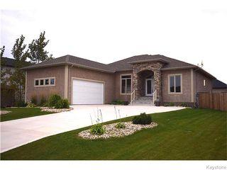 Photo 1: 4 CHERRY TREE Lane in Oakbank: Anola / Dugald / Hazelridge / Oakbank / Vivian Residential for sale (Winnipeg area)  : MLS®# 1605658