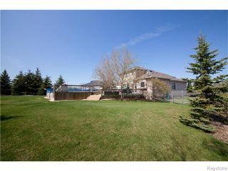 Photo 18: 30 Peach Bay in Oakbank: Anola / Dugald / Hazelridge / Oakbank / Vivian Residential for sale (Winnipeg area)  : MLS®# 1606650
