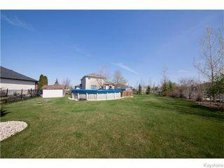 Photo 19: 30 Peach Bay in Oakbank: Anola / Dugald / Hazelridge / Oakbank / Vivian Residential for sale (Winnipeg area)  : MLS®# 1606650